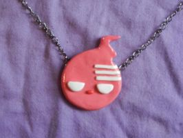 Death The Kid Soul Necklace - Soul Eater by DoroLife