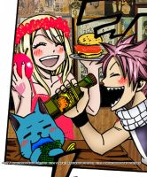 Fairy Tail Color 275 by Perfectionxanime