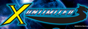 New X Unlimited Logo by XUnlimited
