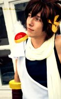 Pit (Kid Icarus) Cosplay #5 by Echolox
