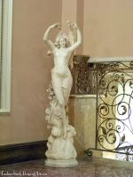 Female Classical Statue : 03 by taeliac-stock