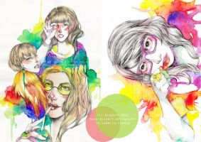 Life in technicolour by anas-bisenty