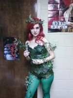 Poison Ivy Costume by EmilyScissorhands