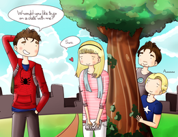 Superfamily: First date by ice-cream-skies
