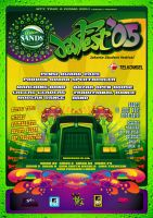 JaSFest Poster by ipang