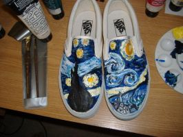 Gogh Vans by peasblossom7