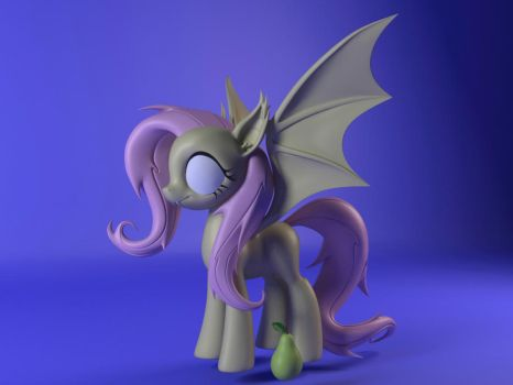 Flutterbat WIP3 by Temporal333
