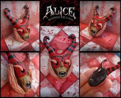 ALICE: MADNESS RETURNS - Executioner by MaryDec