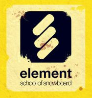 element s.o.s. sticker IV by qbsster