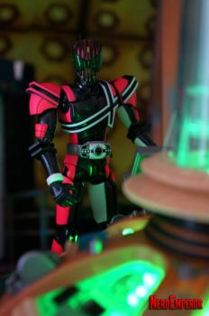Kamen Rider Decade: Time Lord by ZaEmpera