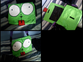 Gir Backpack by UnderCoverCottonswab