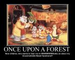 Once Upon a Forest demovatal by DevintheCool