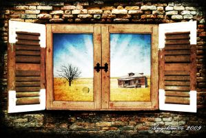 Life From The Window by angelsm84