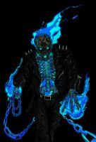 Danny Ketch Ghost Rider by ConstantM0tion