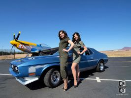 Mustang Hotties by Swanee3
