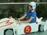 AX 08 - Speed Racer by SensoOokami