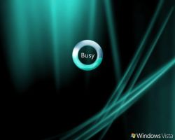 Windows Vista Busy Wallpaper by dj-corny