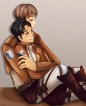 Jean and Marco by merue