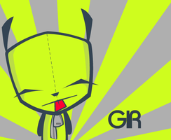 GIR-Sour Rush by ShadowIceman