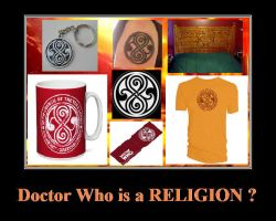 Doctor Who is a religion ? by DoctorWhoOne