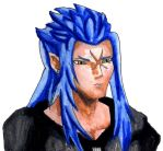 Saix . . by AxelFlame8