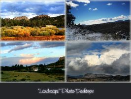 Landscape Photo Desktops by chromosphere