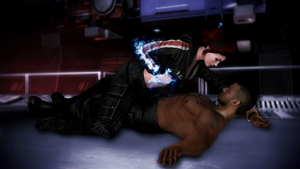 Render Request 8/13 - Shepard + Vega by hackett-out