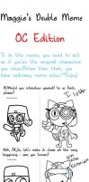 Double Meme  with Flippy509 by Shadymist122
