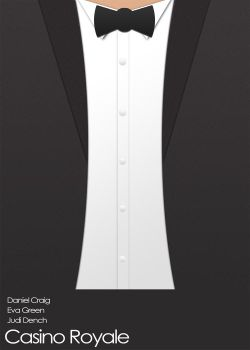 Casino Royale - Minimalism by Al-Pennyworth