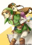 2010 zelda illustbook -3 by muse-kr