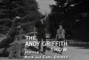 Walking Dead Andy Griffith Show by Brandtk