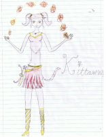 3threequeenschart Kittawny Powerweapon by Kalliana2269