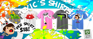 WANNA LOOK SEXY? THESE SHIRTS WILL DO THAT! by TheToxicDoctor