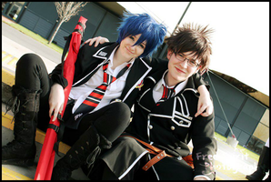 .:Ao No Exorcist ~ Brothers:. by Rainbow-Dreams-Pro