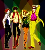 Move Like Jagger by hime1999