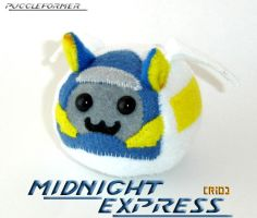 Puggleformer - MidnightExpress by callykarishokka