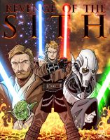 Revenge of the Sith by Kenpudiosaki