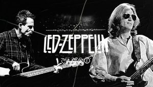Led Zeppelin Wallpaper 3 by nicollearl