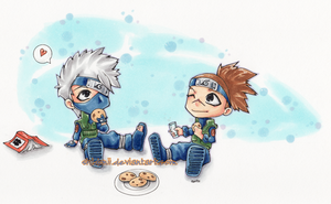 Cookies for Kakashi by shidonii