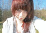 re dyed my hair by Tay-Fray