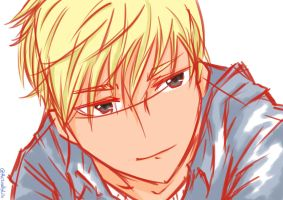 Another Riker Lynch Doodle by LiluHerlambang