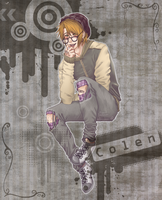 . Colen . by Killer-Chan