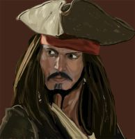 jack sparrow by Awkwardly-Social