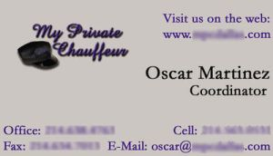 MPC Business Card by celticpath