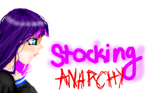 Anarchy Stocking by FEARxxMYxxFANGS