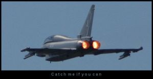 Catch me if you can by MetalTrack