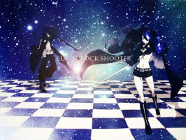 Male and Female BRS by ideekayys