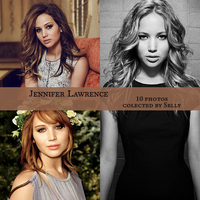 Jennifer Lawrence stocks by yoLittleJade