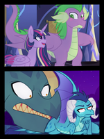 What happens at midnight by tamersworld