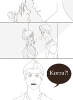 Makorra week Day 1 Comic pg 12 by Clavelle
